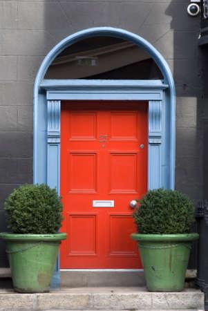 Irish door photo