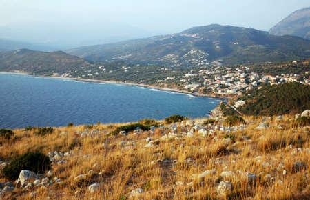palinuro: Palinuro coast