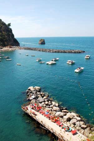 sorrento: Sorrento coast, Vico Equense, Italy