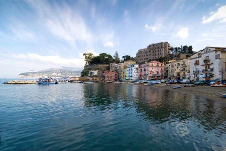 nautical structure: Marina Grande in Sorrento , Italy