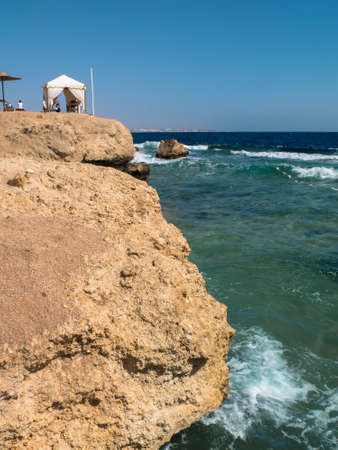 red sea: sea and beach of the Red Sea