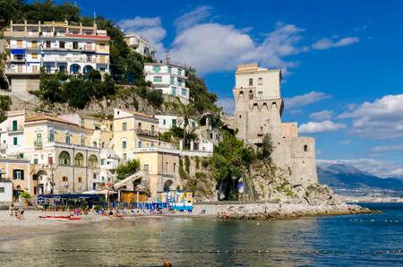 Amalfi Coast from sea
