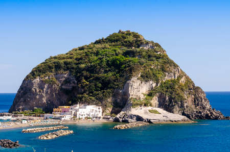 Sant Angelo on island Ischia,Italy