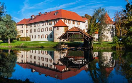 Castle Otocec, Slovenia Editorial