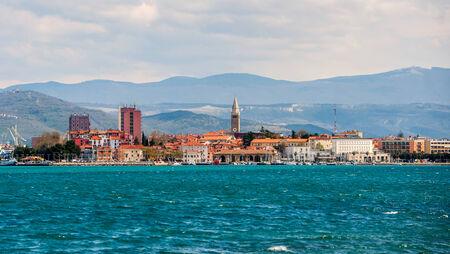 slovenia: Town Koper, Slovenia