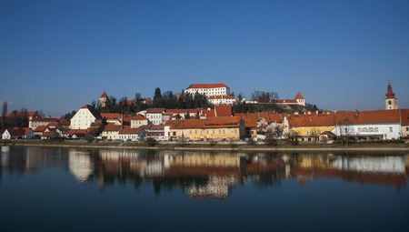 central europe: Ptuj town, Slovenia, central Europe Editorial