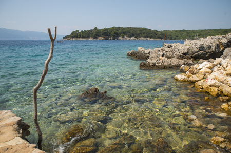 krk: Krk island, Croatia