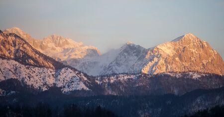 Kamnik - Savinja alps, Slovenia
