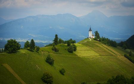 primus: Jamnik church, Slovenia