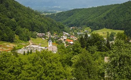 ironworks: Kropa town, Slovenia