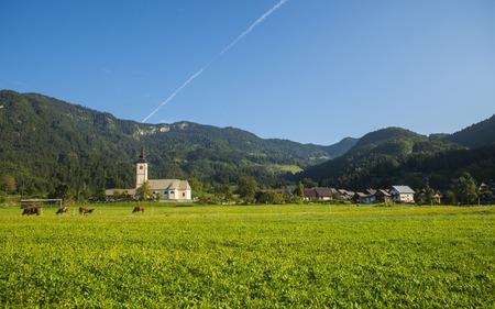 bohinj: Bohinj, Jereka, Slovenia