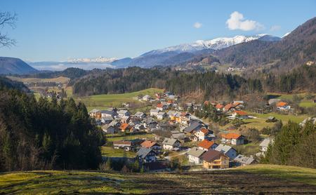 Tuhinj valley, Slovenia