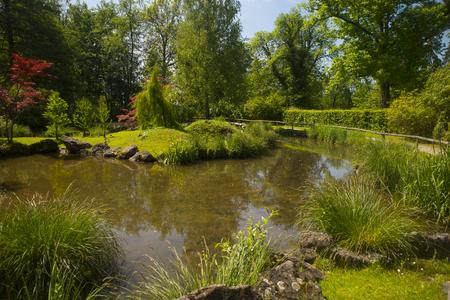 Botanical garden Volcji Potok, Kamnik, Slovenia