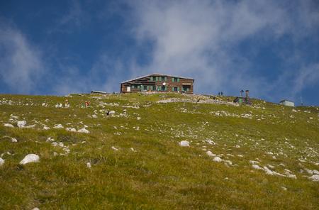 Stol mountain, Karavanke, Slovenia Stock Photo