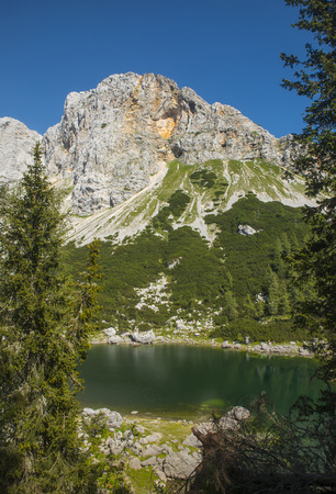 Seven Triglav lakes, Slovenia