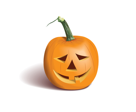 calabaza: calabaza de Halloween