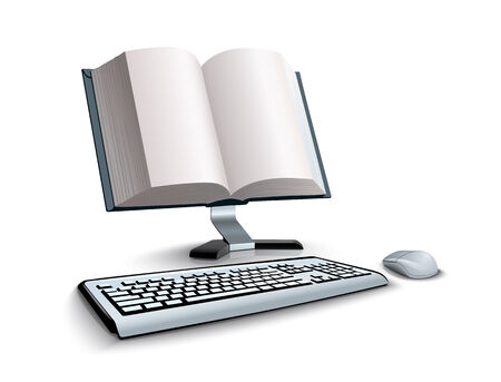 peripherals: e-book Illustration