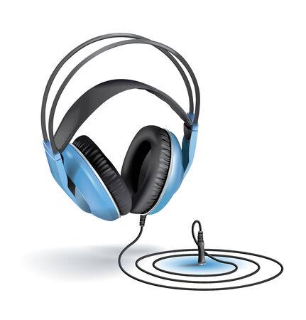 jackplug: headphones whith a cord