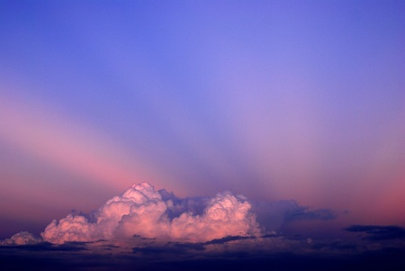 Sky background landscape beams beam cloud light photo