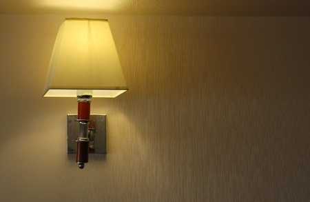 lamp background design light beam home hotel Stock Photo - 13106104