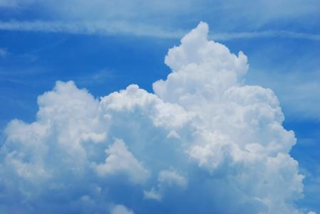 Sun sky nature cloud blue sky background cloudy texture photo