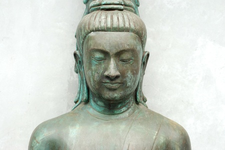 Maha Buddha Stock Photo