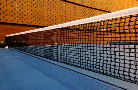Net Table Tennis Stock Photo - 14866497