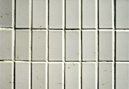 White tile in the home photo