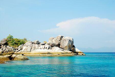 Stone island in Thailand