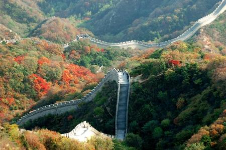 badaling: The greatwall of China