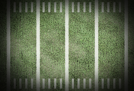 american football background: american football field line score match championship background game old stadium yard for design