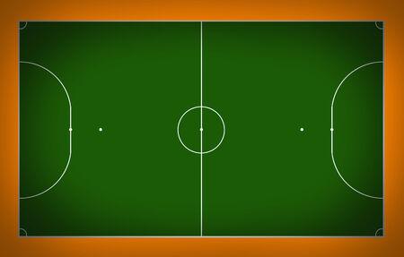 futsal: futsal court football court sport game cup background for design