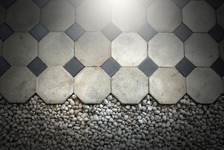 Black and white bokeh background for design