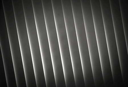 Black and white background with white light texture pattern for design Imagens