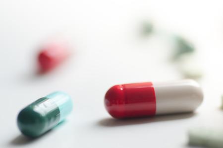 Geneeskunde geneesmiddel voor medisch concept