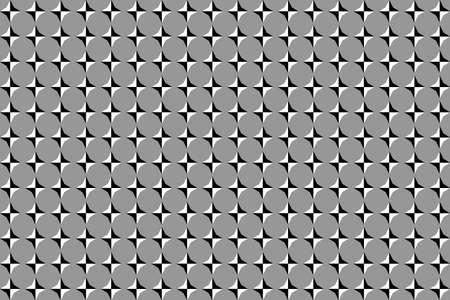 gemstone: White and black geometric texture