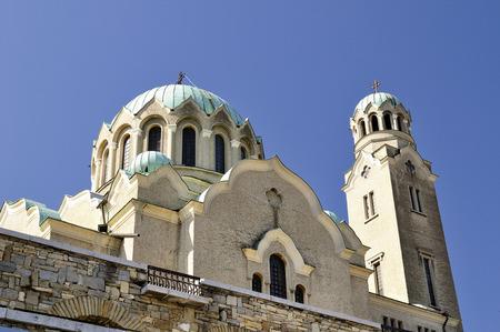 veliko: Cathedral Rozhdestvo Bogorodichno in Veliko Tarnovo, Bulgaria