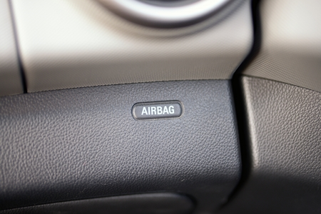 Airbag icône dans la voiture