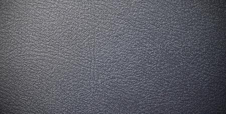 black leather texture: black leather texture background surface Stock Photo