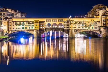 river arno: Ponte Vecchio, Florence