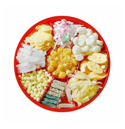 Traditional foods for Luna New Year