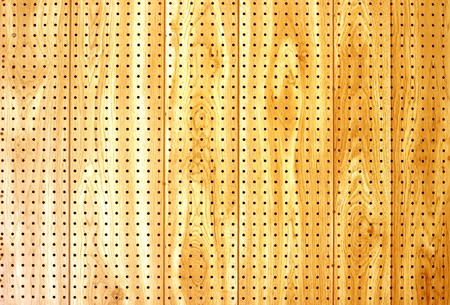 Wooden pegboard for abstract background Stock Photo - 4282177
