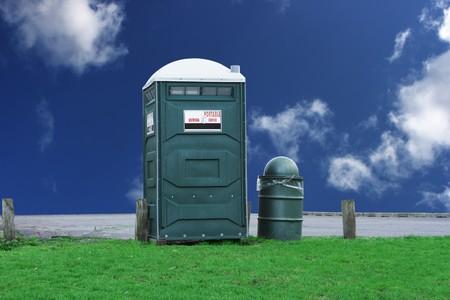 Portable Toilet Imagens