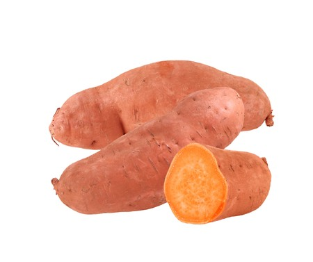 Yam Stock Photo