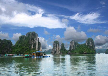 Halong bay in Vietnam Stock Photo - 4282384