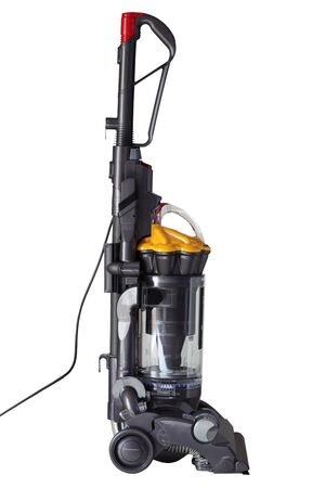 Bagless vacuum cleaner household electric appliance Stock Photo - 12440997