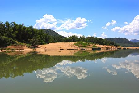 Fishing Village at Hon Kem Da Dung Vietnam