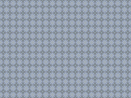 Grey Ethnic pattern. Abstract kaleidoscope fabric design.