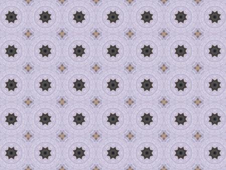 grey pattern: Grey Ethnic pattern. Abstract kaleidoscope fabric design.