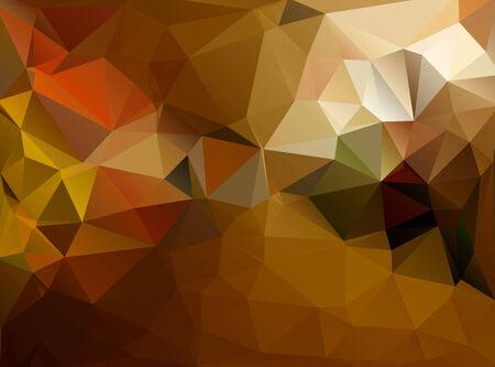 Colorful Polygonal Mosaic Background, illustration,  Creative  Design